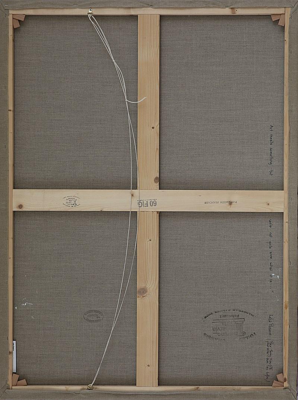 Art Meets Something but We're not Quite Sure What it is - Lélia Pissarro, Contemporary (b. 1963 - )