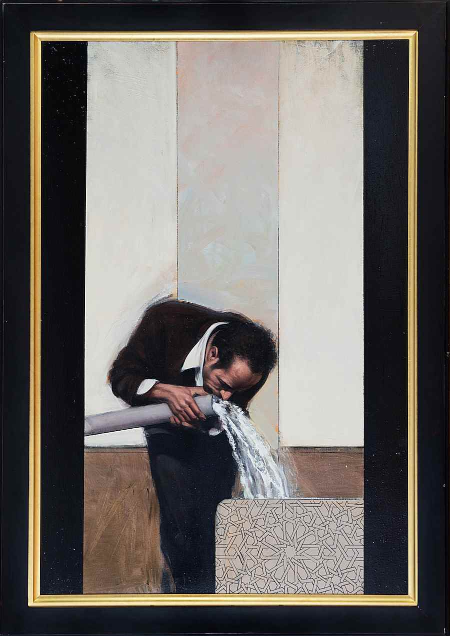 Figure (Study) - Stephen Conroy (1964 - )