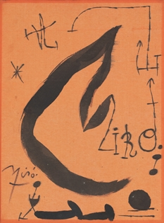 Joan Miró - Les Essències de la Terra
