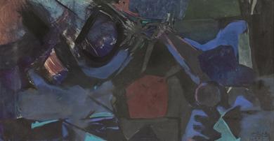 Arikha Avigdor - Composition