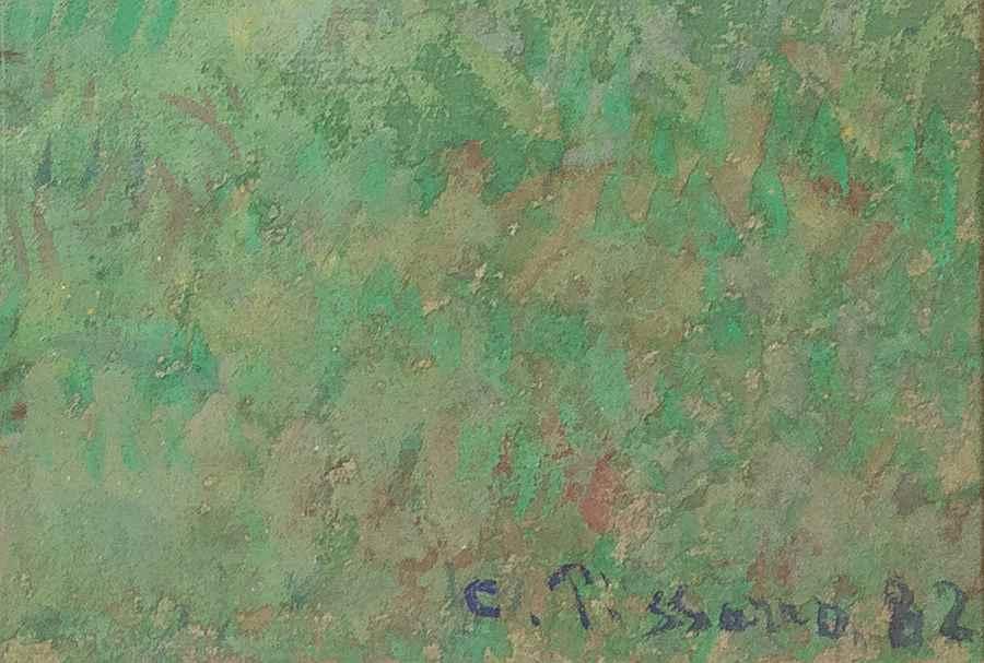Les Sarcleurs - Camille Pissarro (1830 - 1903)