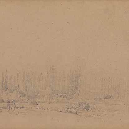 Montmorency - Camille Pissarro (1830 - 1903)