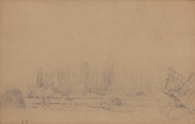 Camille Pissarro - Montmorency
