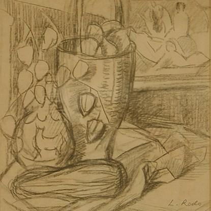 Still Life - Ludovic-Rodo Pissarro (1878 - 1952)