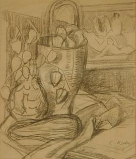 Ludovic-Rodo Pissarro - Still Life