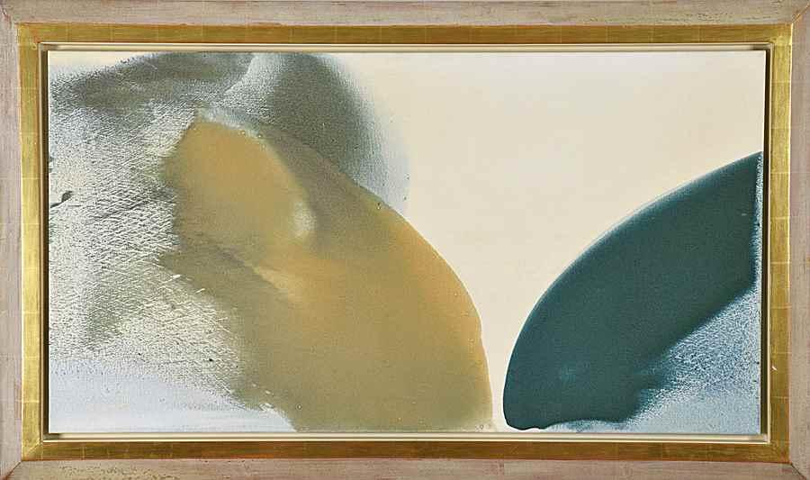 Phenomena Winter Harth - Paul Jenkins (1923 - 2012)