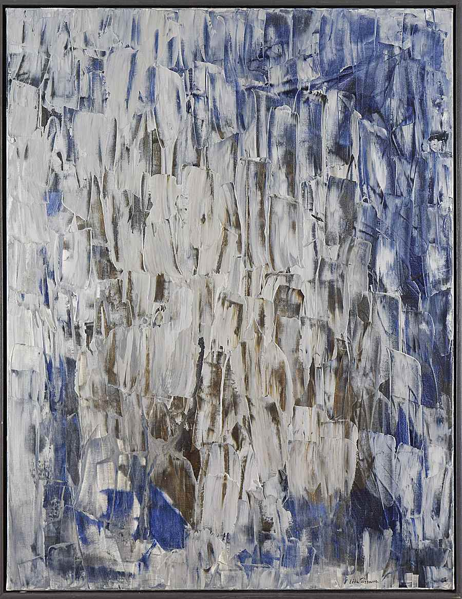 Liberté Interdite - Lélia Pissarro, Contemporary (b. 1963)