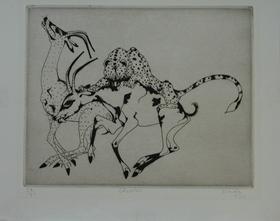 Orovida Pissarro - Cheetah