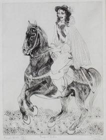 Orovida Pissarro - Rupert Rides