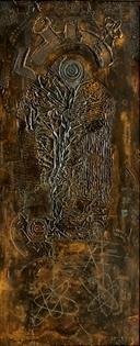 Igael Tumarkin - Untitled 65