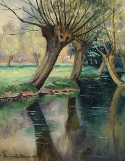 Paulémile Pissarro - La Rivière
