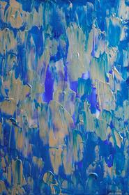 Lélia Pissarro, Contemporary - C'est moi qui te capture et qui te garde dans mes bras