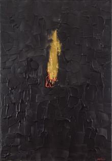 Lélia Pissarro, Contemporary - Burning Desire