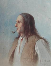 Franciszek Tepa - Montagnard des Environs de Szczaronica
