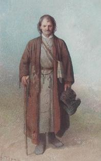 Franciszek Tepa - Paysan Poet des Environs de Sodal