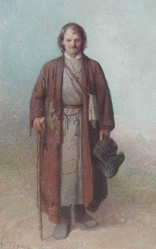 Paysan Poet des Environs de Sodal - Franciszek Tepa (1829 - 1889)