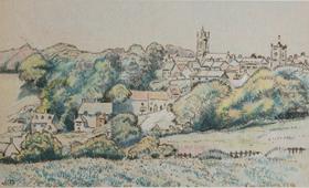 Lucien Pissarro - Shaftesbury