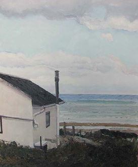 HuguesPissarro dit Pomié - Le Cabanon de Colleville-sur-Mer