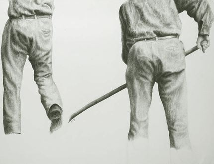 YvonPissarro - Farmhands<br />