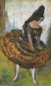 RoboaPissarro - Flamenco Dancer