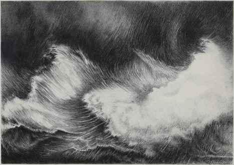 YvonPissarro - Waves