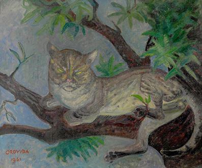 OrovidaPissarro - Tom Cat