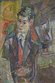 MichelKikoïne - Portrait of Jacques Chalom