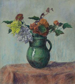 PaulRanson - Vase de Fleurs