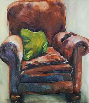 AnnabelDaou (Pissarro) - The Armchair