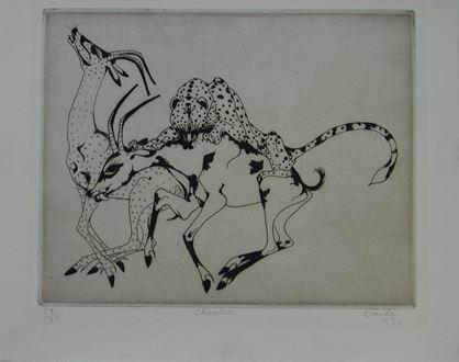 OrovidaPissarro - Cheetah