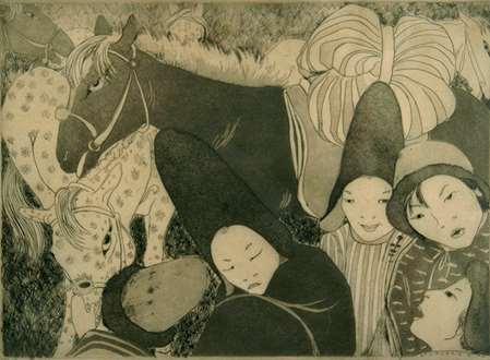 OrovidaPissarro - The Nomads