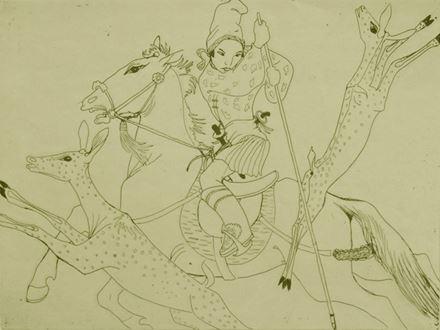 OrovidaPissarro - The Hunting Prince